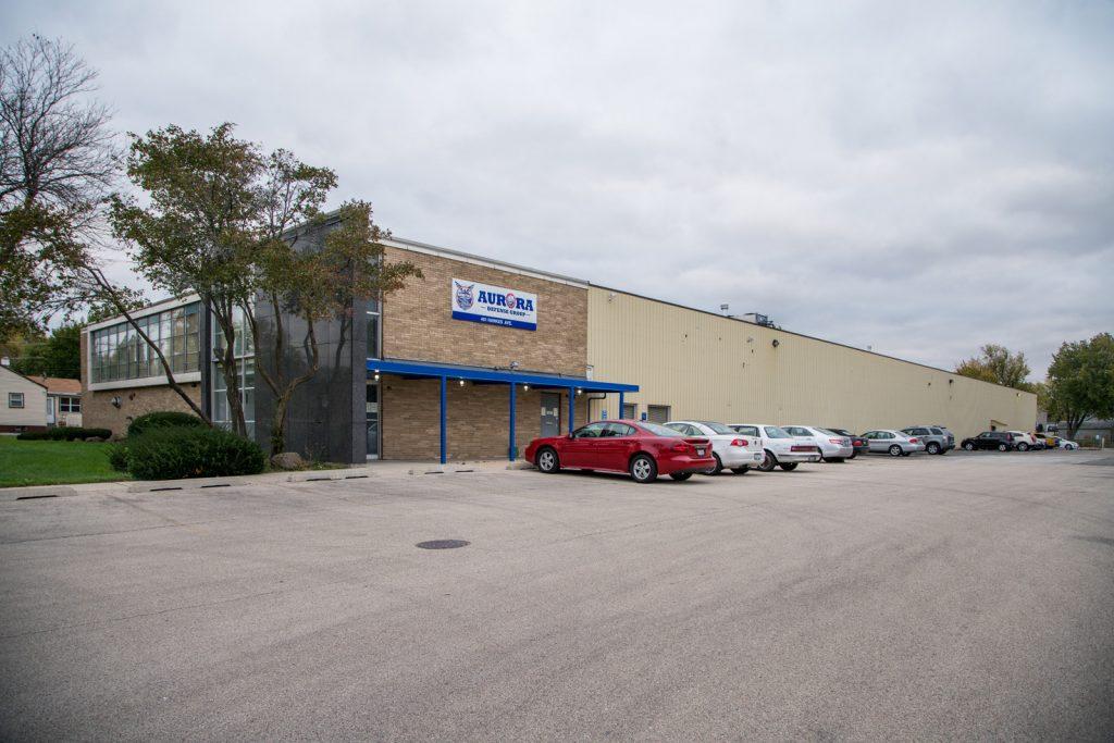 Aurora Defense Group - Building