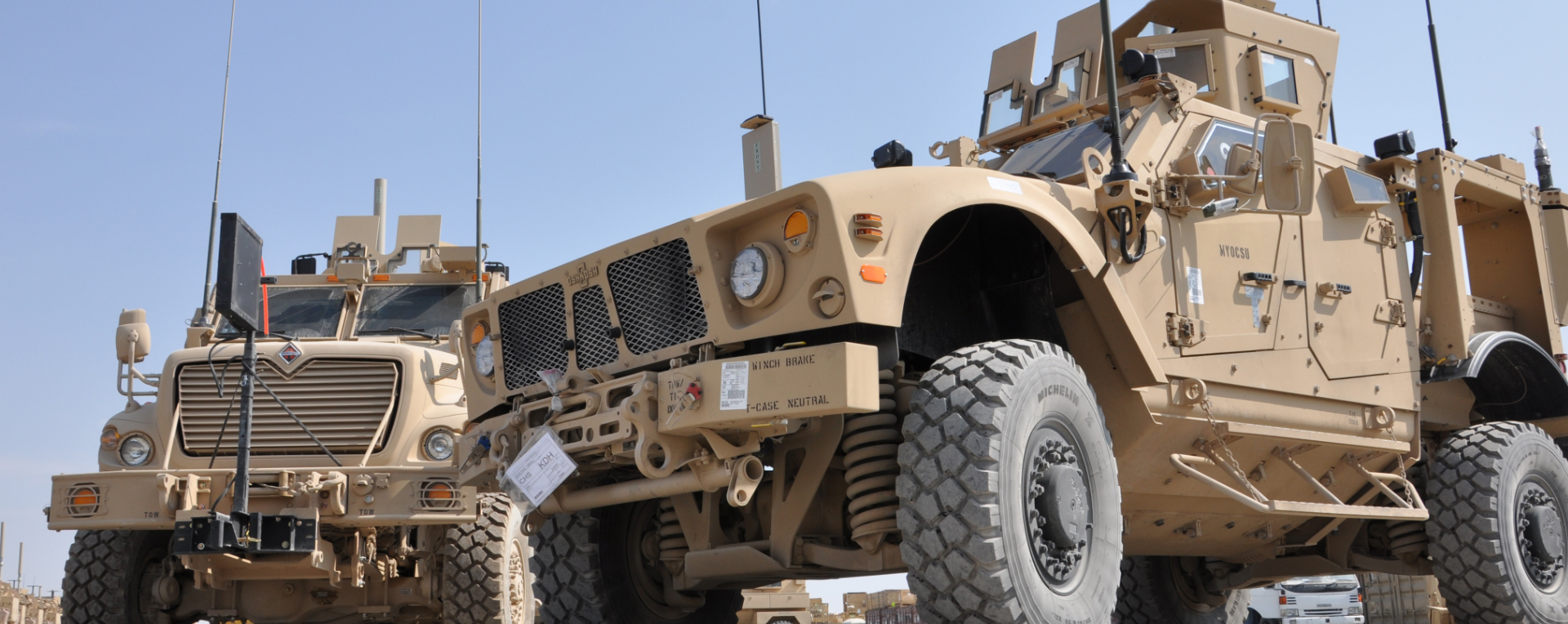 Aurora Defense Group - Lights for Military Vehicles